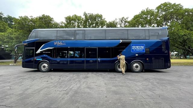 Mewahnya Bus Double Decker Milik Bos Pabrik Rokok Sukun (287531)