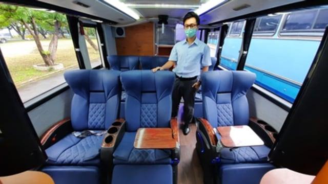 Mewahnya Bus Double Decker Milik Bos Pabrik Rokok Sukun (287532)