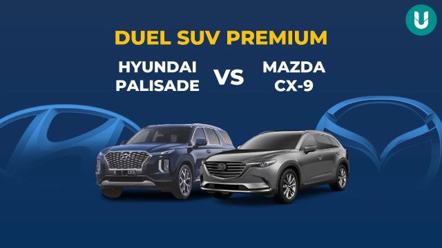 Duel SUV Premium: Hyundai Palisade vs Mazda CX-9, Mana Jagoanmu? (135740)