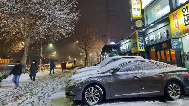 Acehkini Jalan-jalan: Pesona Salju di Kota Seoul (81069)