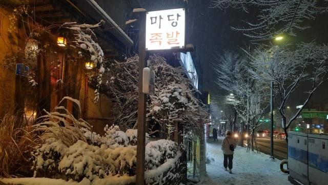 Acehkini Jalan-jalan: Pesona Salju di Kota Seoul (81071)