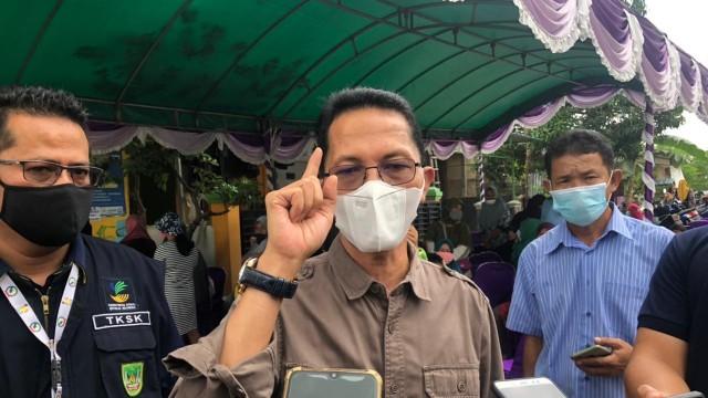 Haji Permata Tewas Ditembak Bea Cukai, Wakil Walkot Batam Turut Berbela Sungkawa (198273)