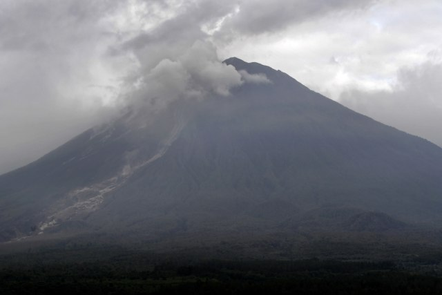 BPBD Kota Malang Pastikan Dentuman Bukan dari Erupsi Gunung Semeru dan Raung (259047)