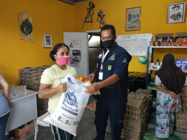 1.430 Kartu KPM Bantuan Pangan Nontunai di Batam Terblokir (16846)
