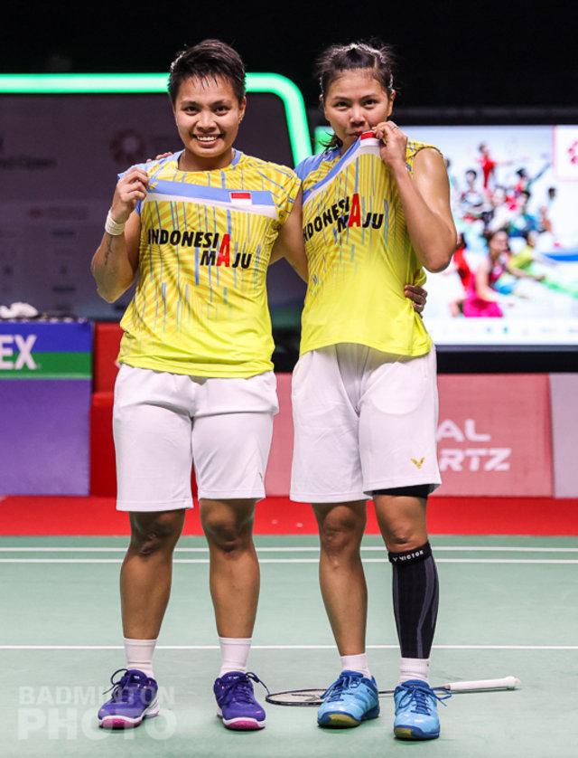 Daftar Pemain Bulu Tangkis Indonesia di Swiss Open Super 300 (89299)