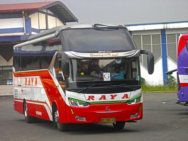 Bedah Bus Mercedes-Benz OH 1626, Pakai Suspensi Udara Anti Kriyet-kriyet! (237814)