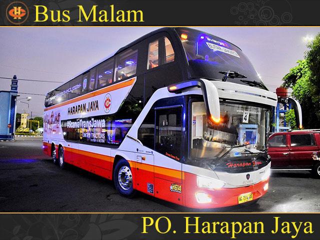 7 Pilihan PO Bus yang Melayani Rute Jakarta - Solo (Part 1) (17418)