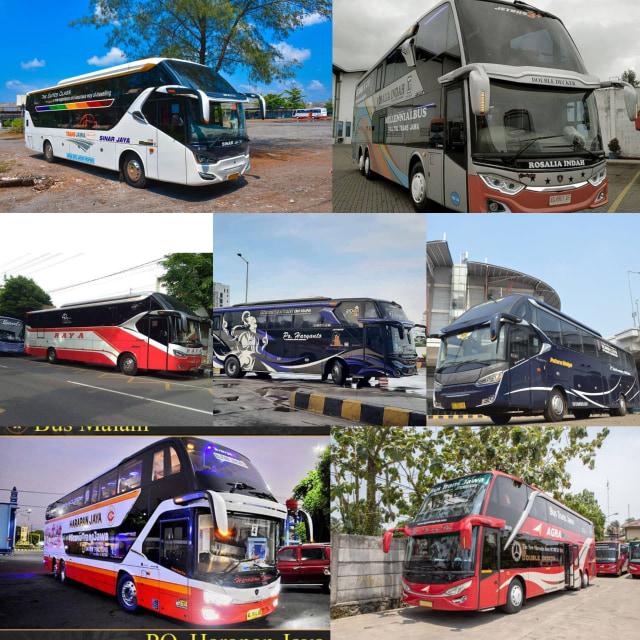 7 Pilihan PO Bus yang Melayani Rute Jakarta - Solo (Part 1) (17407)