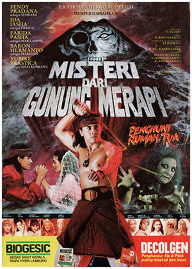 5 Film Horor yang Dibintangi oleh Farida Pasha (90701)