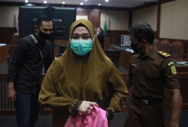 Hukuman Jaksa Pinangki Dipotong 6 Tahun Penjara, Apa JPU Bakal Kasasi? (1094968)