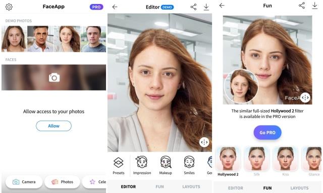 Cara Edit Wajah di FaceApp yang Kembali Viral karena TikTok (16685)