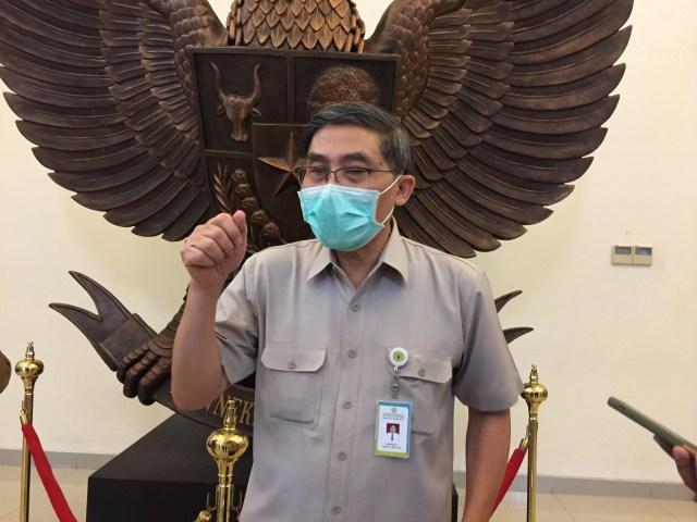 Muncul Kabar 6 Pasien Corona di RSUP Dr Sardjito Meninggal Kekurangan Oksigen (60735)