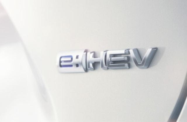 Honda HR-V Punya Varian Hybrid, Kapan Mulai Dijual di Indonesia?  (54523)