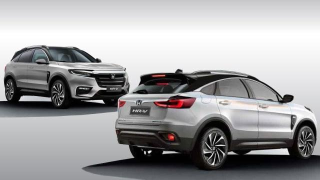 Honda HR-V Terbaru Meluncur Bulan Depan di Jepang, Kapan ...