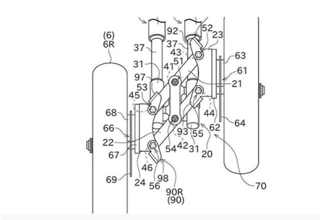 Kawasaki Siapkan Motor Tiga Roda, Lebih Oke dari Piaggio MP3 dan Yamaha Tricity? (5602)