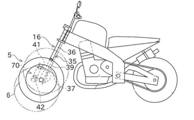 Kawasaki Siapkan Motor Tiga Roda, Lebih Oke dari Piaggio MP3 dan Yamaha Tricity? (5601)