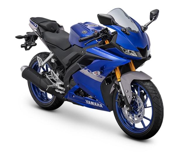Yamaha Jawab Tantangan Honda CBR150R dengan Meluncurkan R15 Seragam Baru (8896)