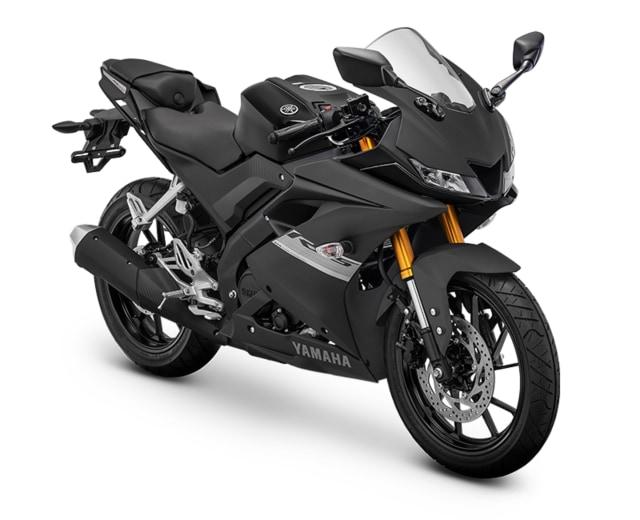 Yamaha Jawab Tantangan Honda CBR150R dengan Meluncurkan R15 Seragam Baru (8894)