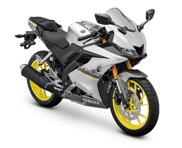 Adu Spek Honda CBR150R vs Yamaha YZF R15, Siapa Unggul?  (81705)