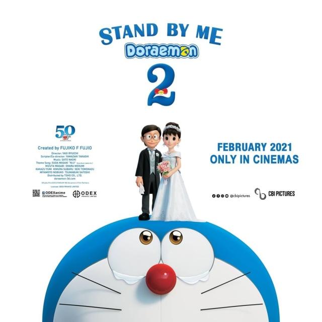 Film Stand by Me Doraemon 2 Akan Tayang Februari 2021 (339861)