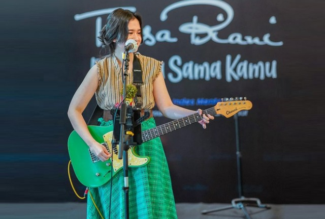 Ditunggu Netizen, Tissa Biani Akhirnya Unggah Potret saat Rilis Lagu Perdana (71494)