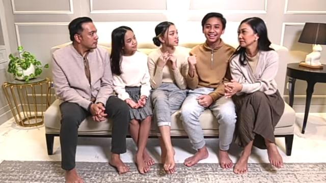 Melihat Sudut Rumah Keluarga The  yang Menyesuaikan Kondisi Pandemi (219379)