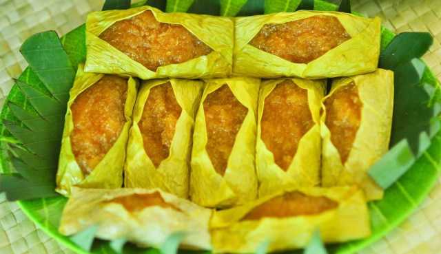 Longlek, Kuliner Khas Natuna yang Hampir Punah (17505)