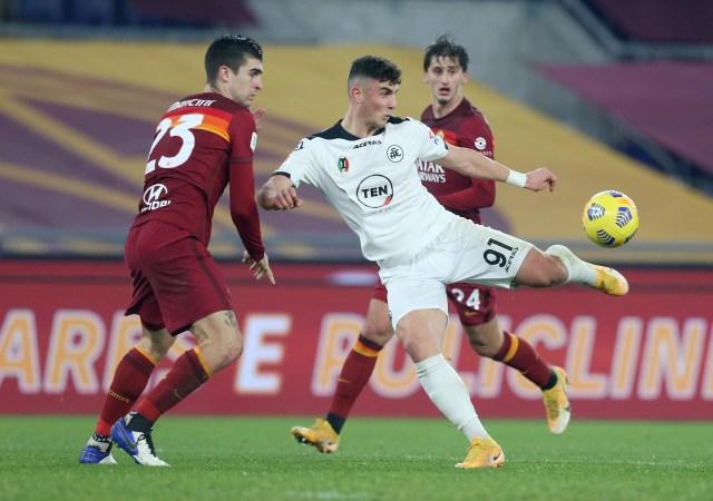 Pelatih Roma Buka Suara soal Drama Kelebihan Ganti Pemain  (8679)