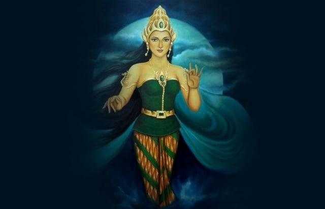 Cerita Rakyat yang Melegenda: Kisah Nyi Roro Kidul, Ratu Penguasa Laut Selatan (107314)