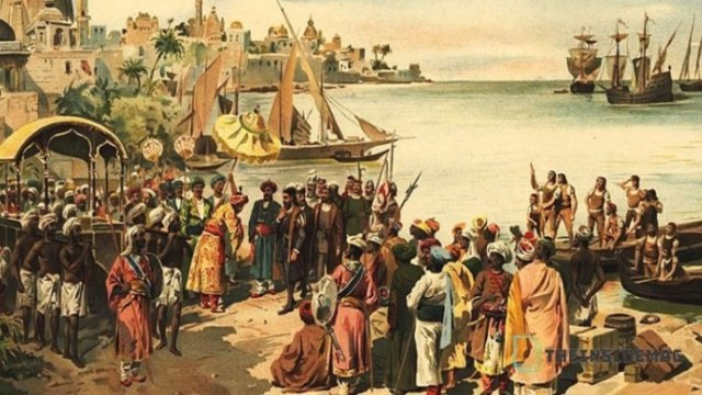 Perjanjian Saragosa: Pertikaian Portugis dan Spanyol di Maluku (277209)