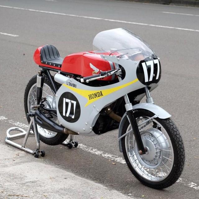 Bikin Pangling, Honda Verza Dirombak Jadi RC149, Modalnya Berapa? (17354)