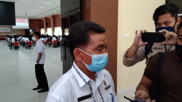 Rekrutmen CPNS 2021 di Bandar Lampung: Formasi Guru Ditiadakan, Diubah Jadi PPPK (70)