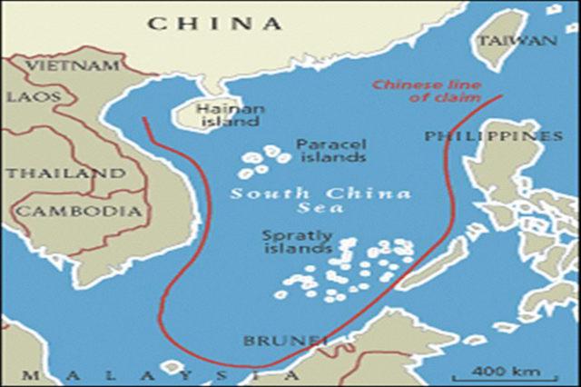 Laut China Selatan: Antara UNCLOS dan 9 Dash Line (22051)