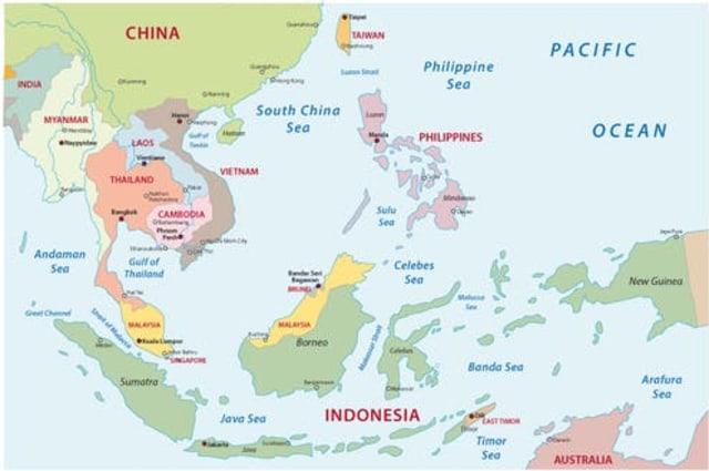 Laut China Selatan: Antara UNCLOS dan 9 Dash Line (22052)