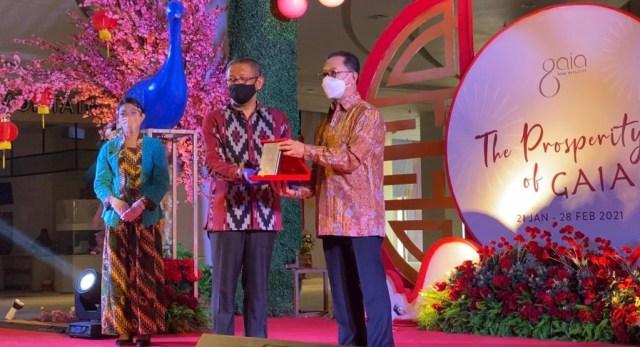 Resmi Beroperasi, Gaia Mal Kubu Raya Sumbang Seribu Pohon ...