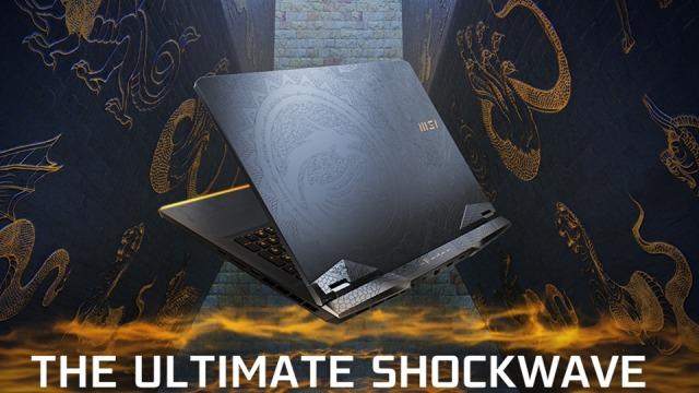 Laptop Sultan, Ini Spesifikasi Resmi MSI GE76 Raider Dragon Edition Tiamat (36557)