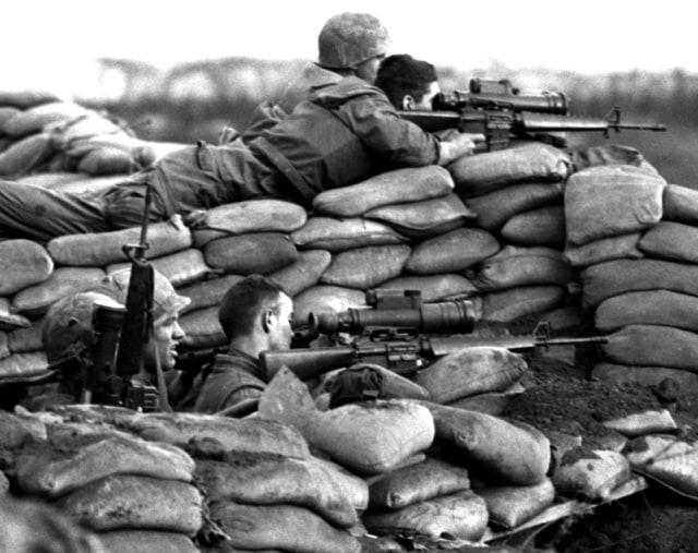Pertempuran Khe Sahn, Kekalahan Telak Pasukan AS di Vietnam (101528)