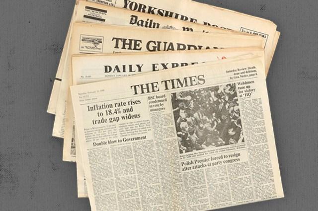 Teks Editorial Dalam Surat Kabar dan Tujuan Penulisannya - kumparan.com