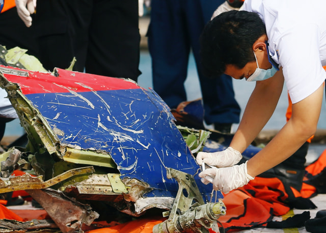 KNKT Ungkap Pentingnya Temukan CVR Sriwijaya Air: Tak Ada Data Diskusi Pilot (67615)