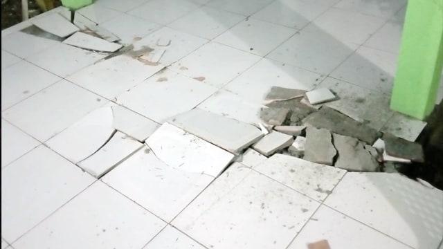 Foto: Kerusakan di Talaud, Sulawesi Utara, Akibat Gempa (244622)