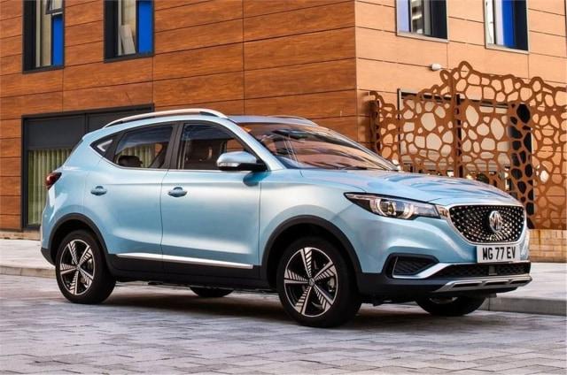 MG Siapkan Mobil Listrik Murah yang Meluncur 2022 (51170)