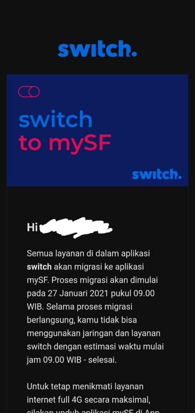 Operator Switch Mobile Setop Layanan, Bagaimana Nasib Pelanggan? (27461)