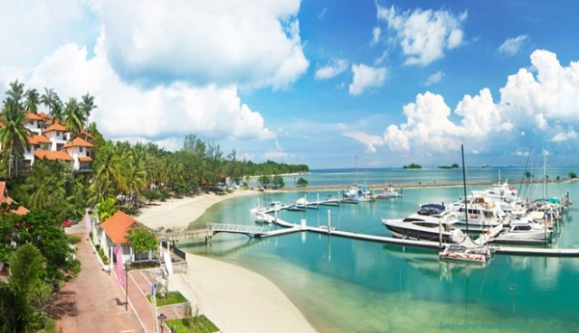 Kata Sandiaga Uno soal Kawasan Wisata Nongsa, Batam (359680)
