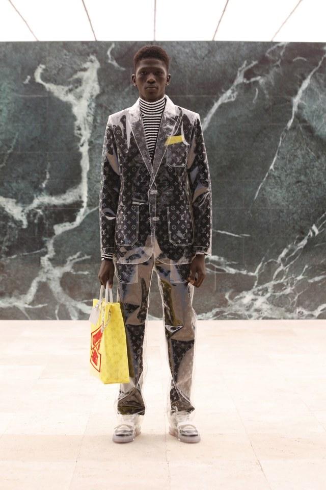 Inspirasi Budaya Afrika di Koleksi Terbaru Busana Pria Louis Vuitton (214720)