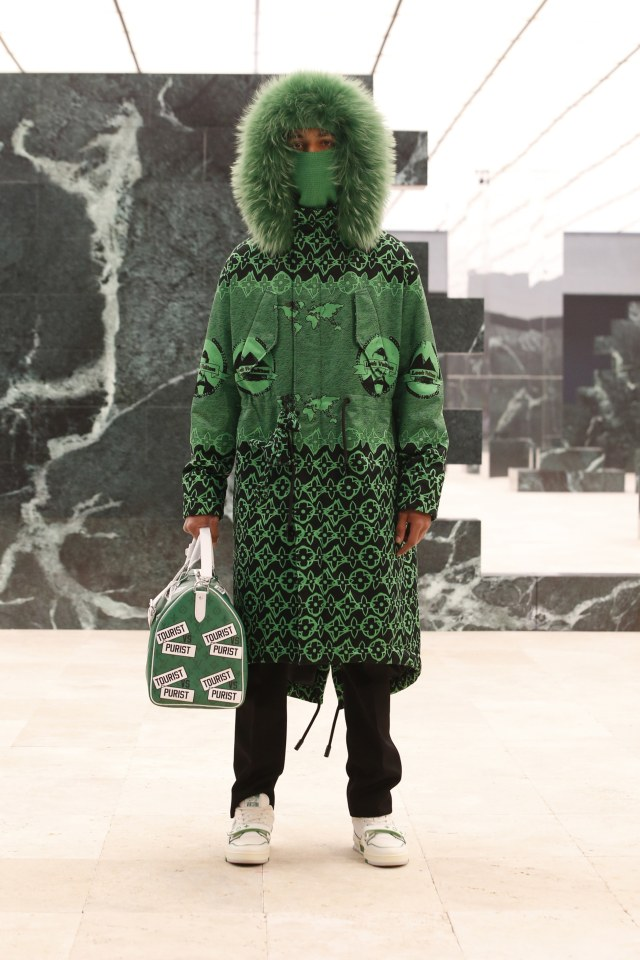 Inspirasi Budaya Afrika di Koleksi Terbaru Busana Pria Louis Vuitton (214724)