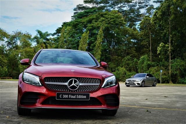 Mercedes-Benz C-Class AMG Final Edition Meluncur, Harga Mulai Rp 920 Juta (348689)
