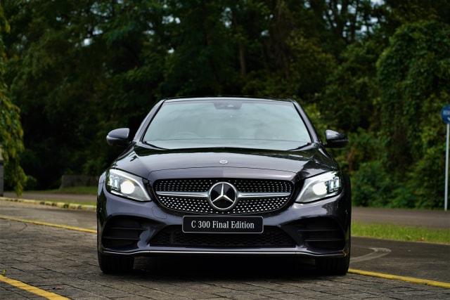 Foto: Lebih Dekat dengan 2 Mercedes-Benz C-Class AMG Final Edition (340351)