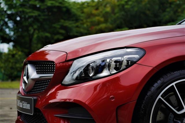 Foto: Lebih Dekat dengan 2 Mercedes-Benz C-Class AMG Final Edition (340346)