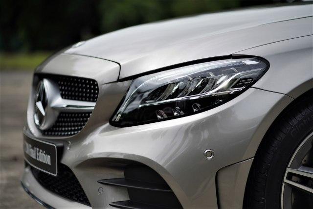Foto: Lebih Dekat dengan 2 Mercedes-Benz C-Class AMG Final Edition (340347)