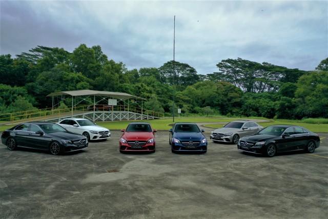 Foto: Lebih Dekat dengan 2 Mercedes-Benz C-Class AMG Final Edition (340342)